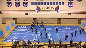 Indoor percussion shows