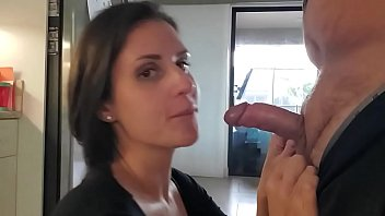 Amateur homemade wife blowjobs
