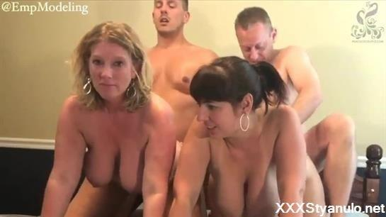 Hd amateur wife swapping video