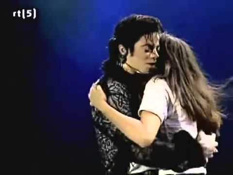 Michael jackson you are not alone live hd