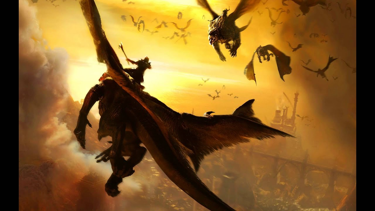 Two steps from hell dragon rider mp3